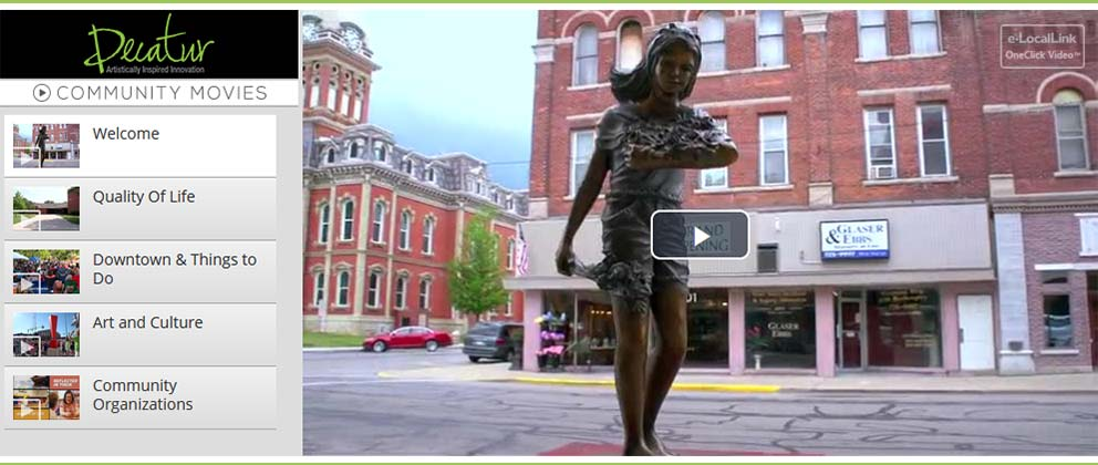 City of Decatur Video