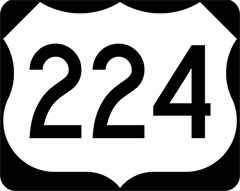 US 224 Road Project